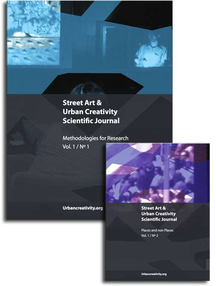 Street Art and Urban Creativity Scientific Journal - e-book