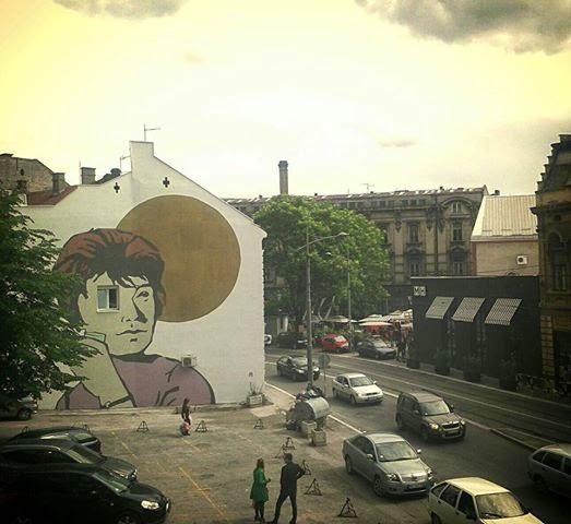 alex mural