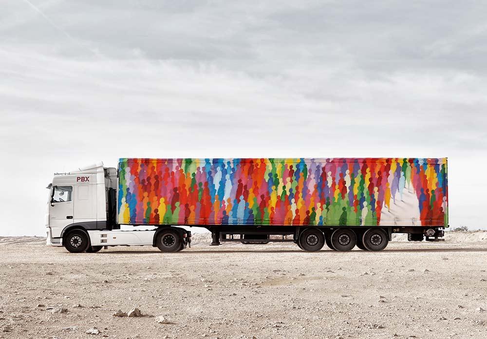 TruckArtProject – Urban Art on the road