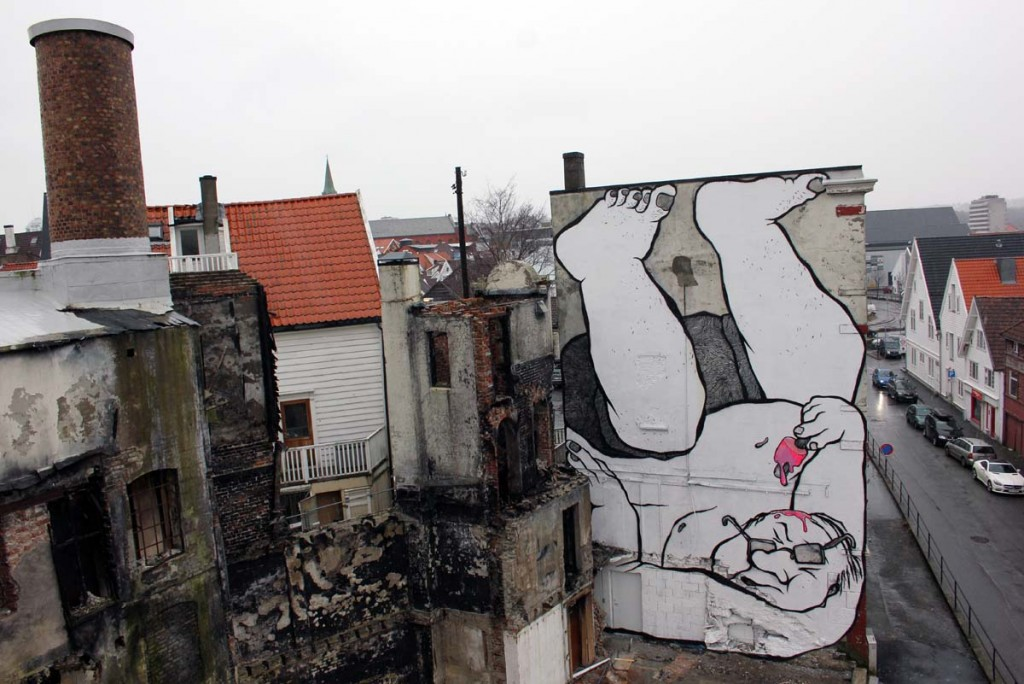Ella & Pitr for Nuart in Norway