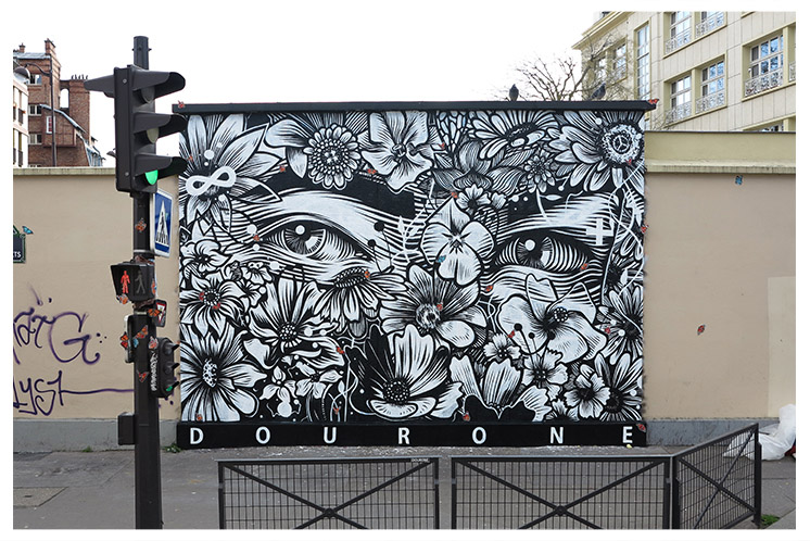 Dourone's Nuevo Mundo in Paris, France