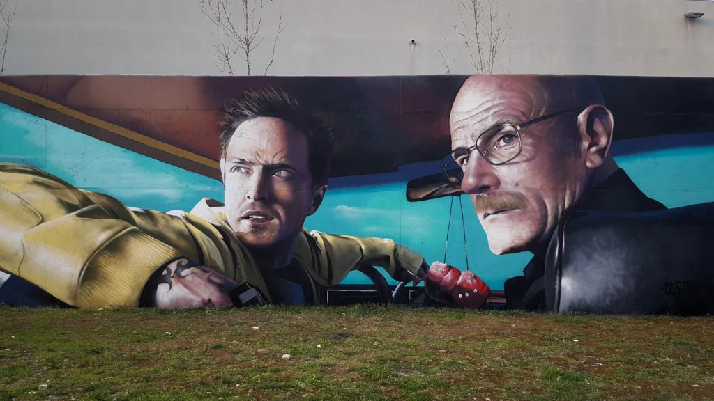 odeith 2016 - Breaking Bad tribute
