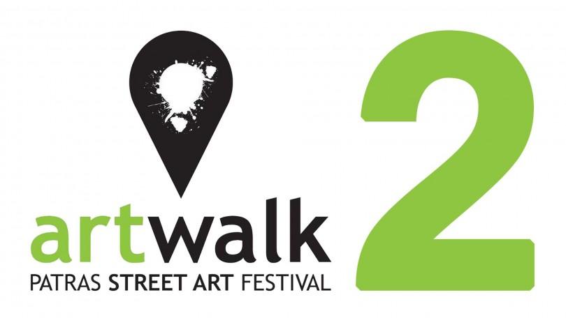 Artwalk 2 / Patras Street Art Festival