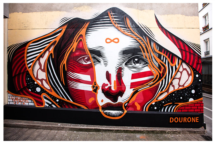 """Sainte Marthe"" by DOURONE in Paris"