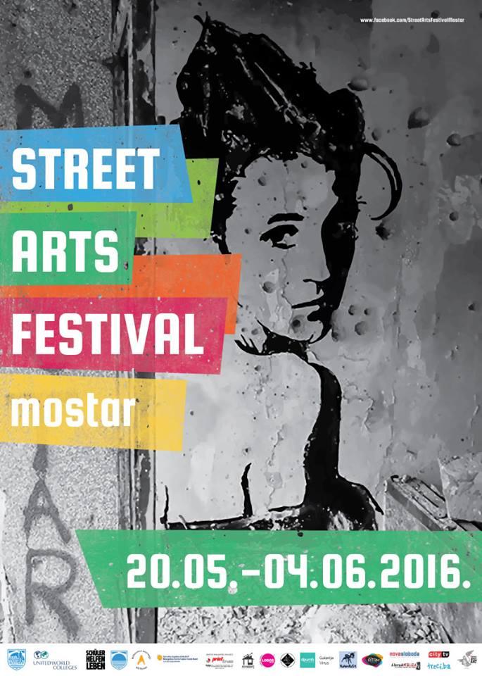 Street Arts Festival -Mostar 2016- Bosnia and Herzegovina