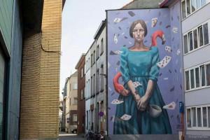 MiluCorrech_AliciaDuerme_MechelenMurt2015_Belgio