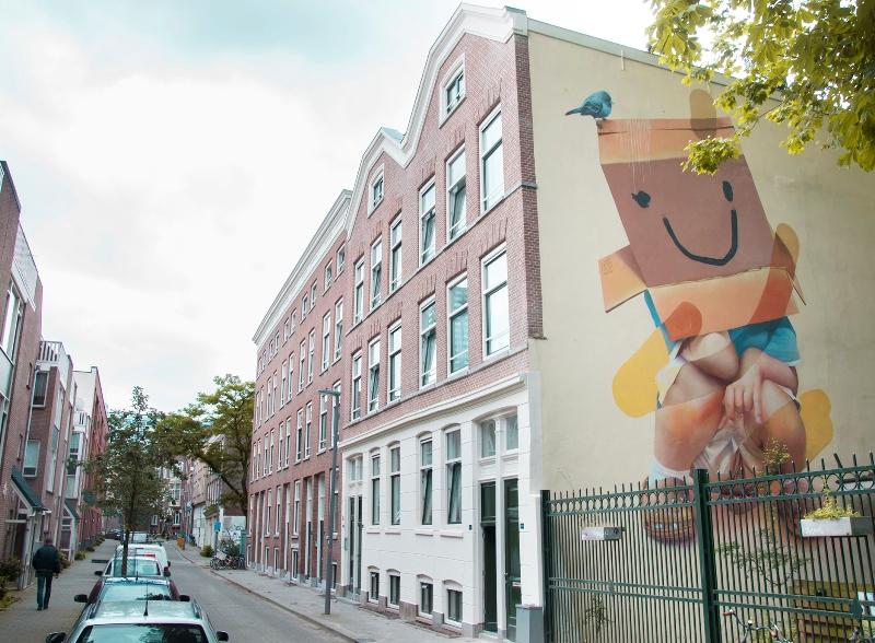 Telmo&Miel in Rotterdam, NL