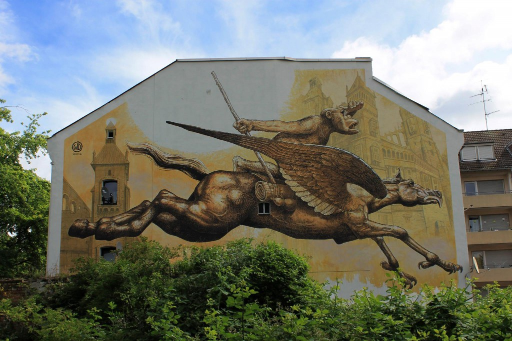 WD Int. Meeting Of Styles at Wiesbaden Germany