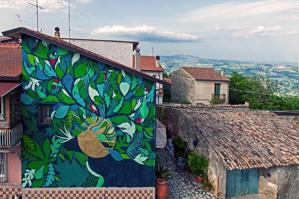 Gola Huundun para Impronte2016, Bonito Italia