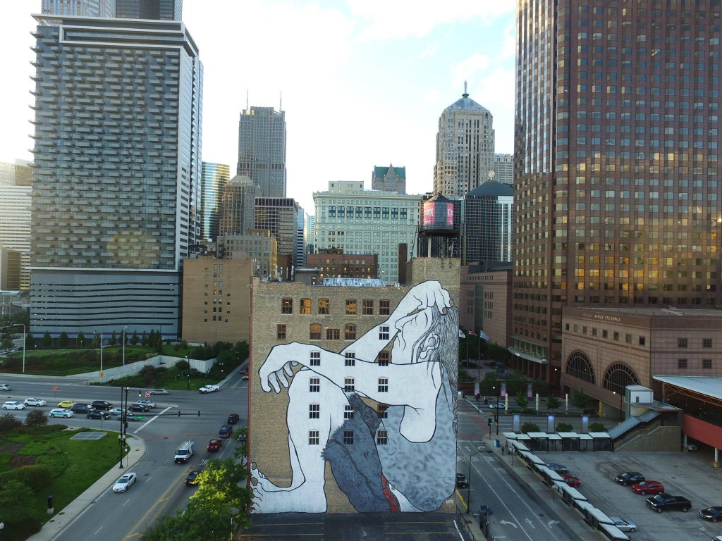 Ella & Pitr in Chicago, USA