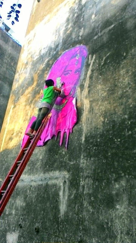 Girl Power jas dharavi tall