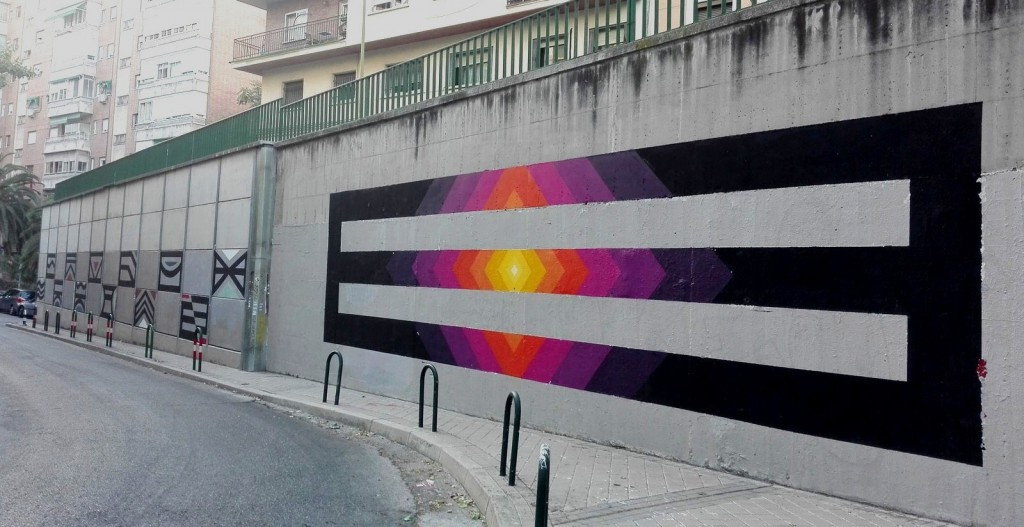 E1000 Proyecto Voltio, Madrid