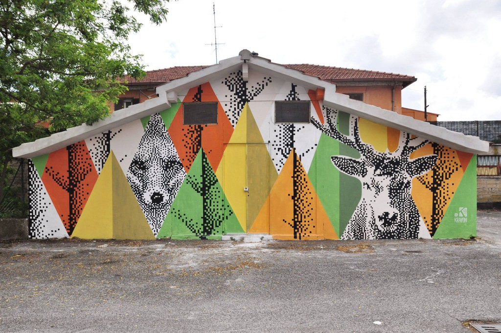 Krayon in Roma Italy
