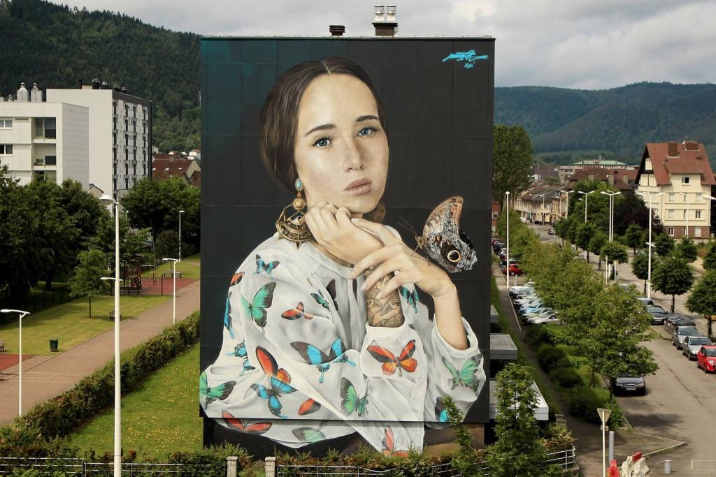 Mantra in Saint Dies des Vosges