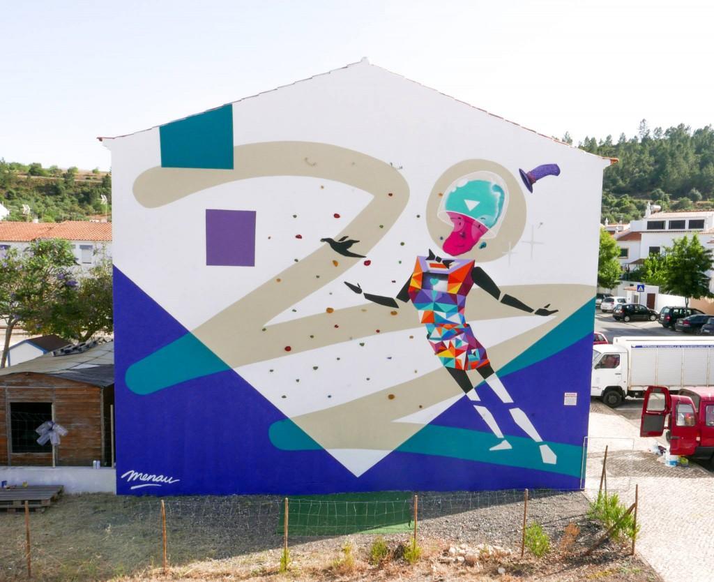 Menau in Algavre, Portugal