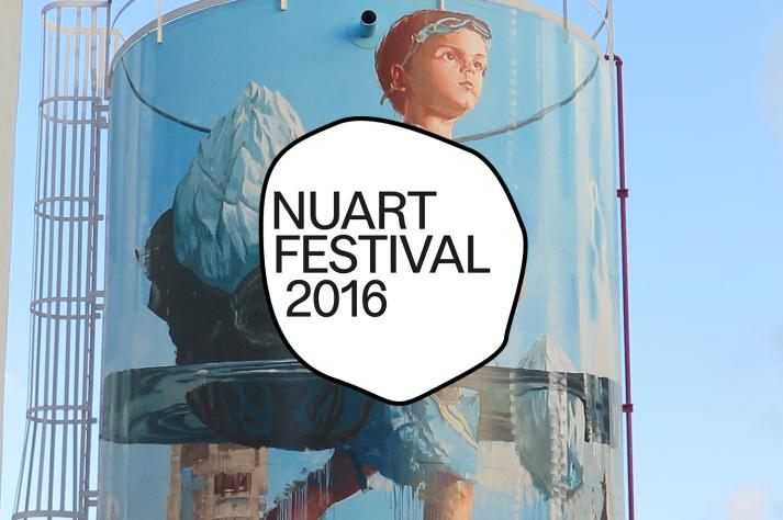 Nuart Plus: Utopia, Dada and Post Street Art