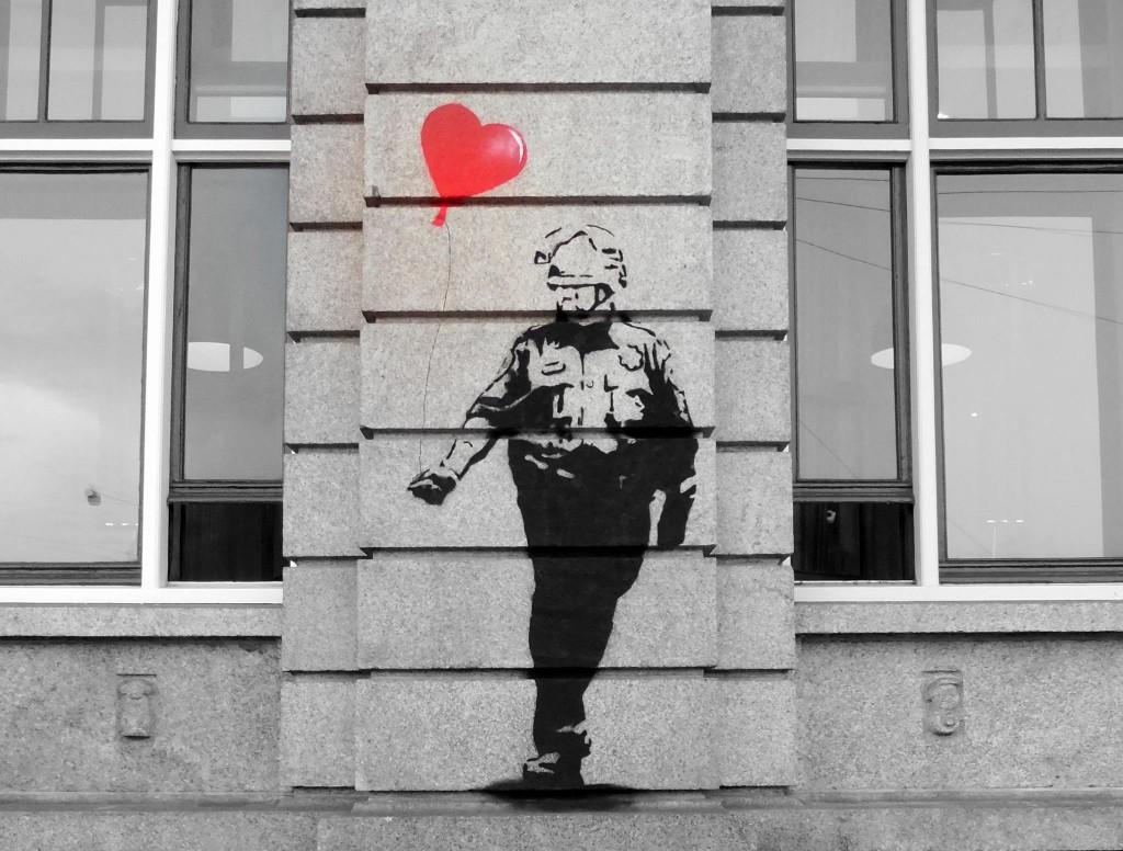 Tyler stencil in Amsterdam, NL