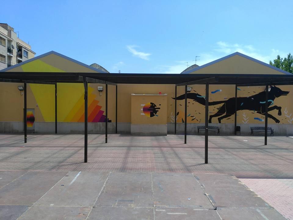 e1000 & Sabek Graffitea Cheste (Valencia) SPAIN