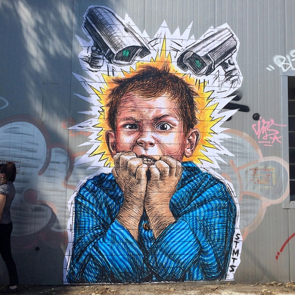 STMTS new work in Athens