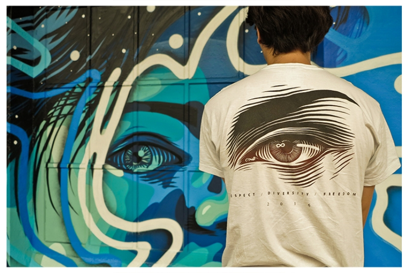 Dourone for COLORAMA in Biarritz