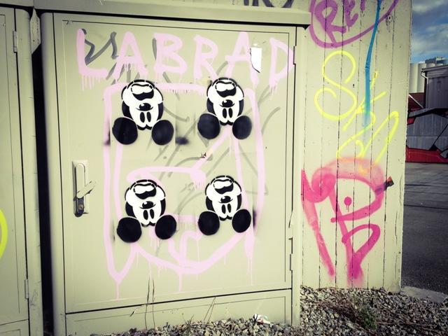 Jeff Gillette stencils