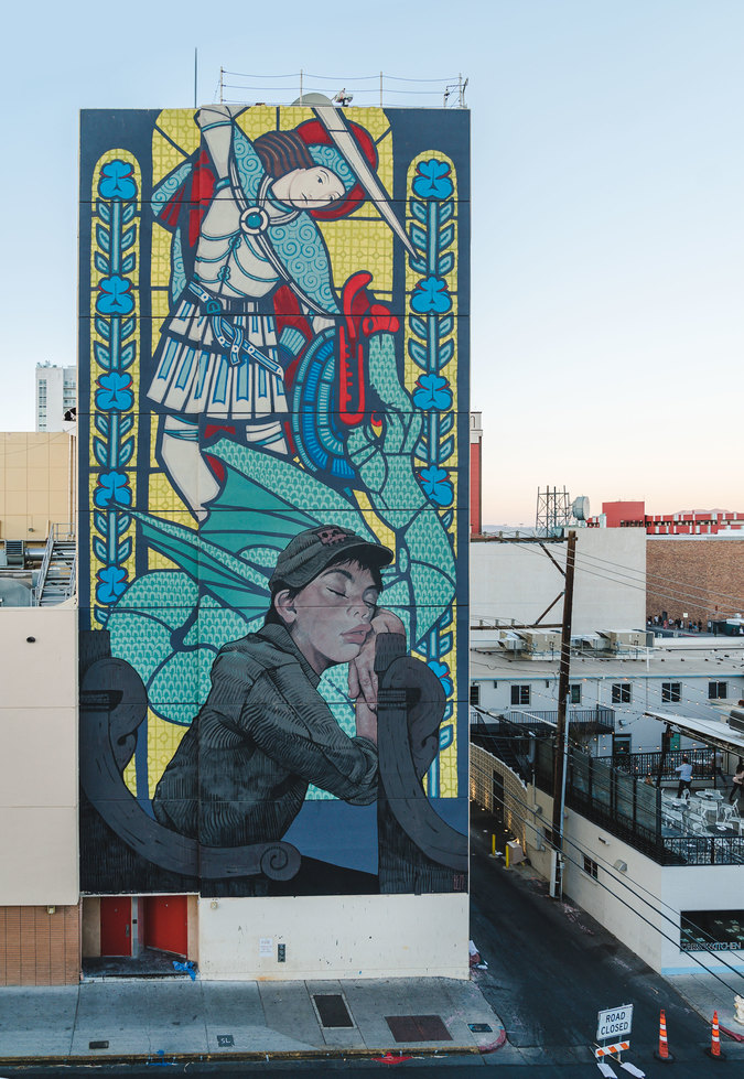 ETAM CRU in Las Vegas, USA