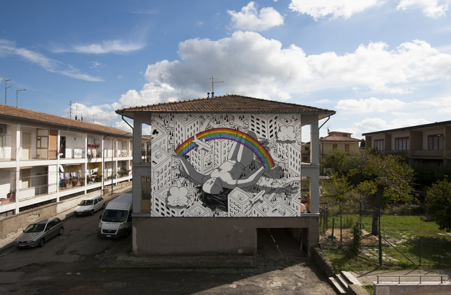 Millo tribute to Salvatore Ferragamo