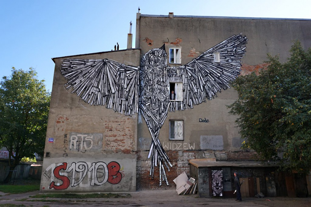 DEDE in Lodz Poland