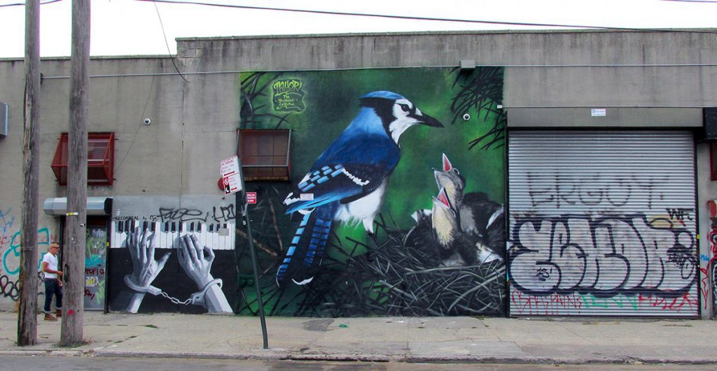 TakerOne in Brooklyn, NY, USA