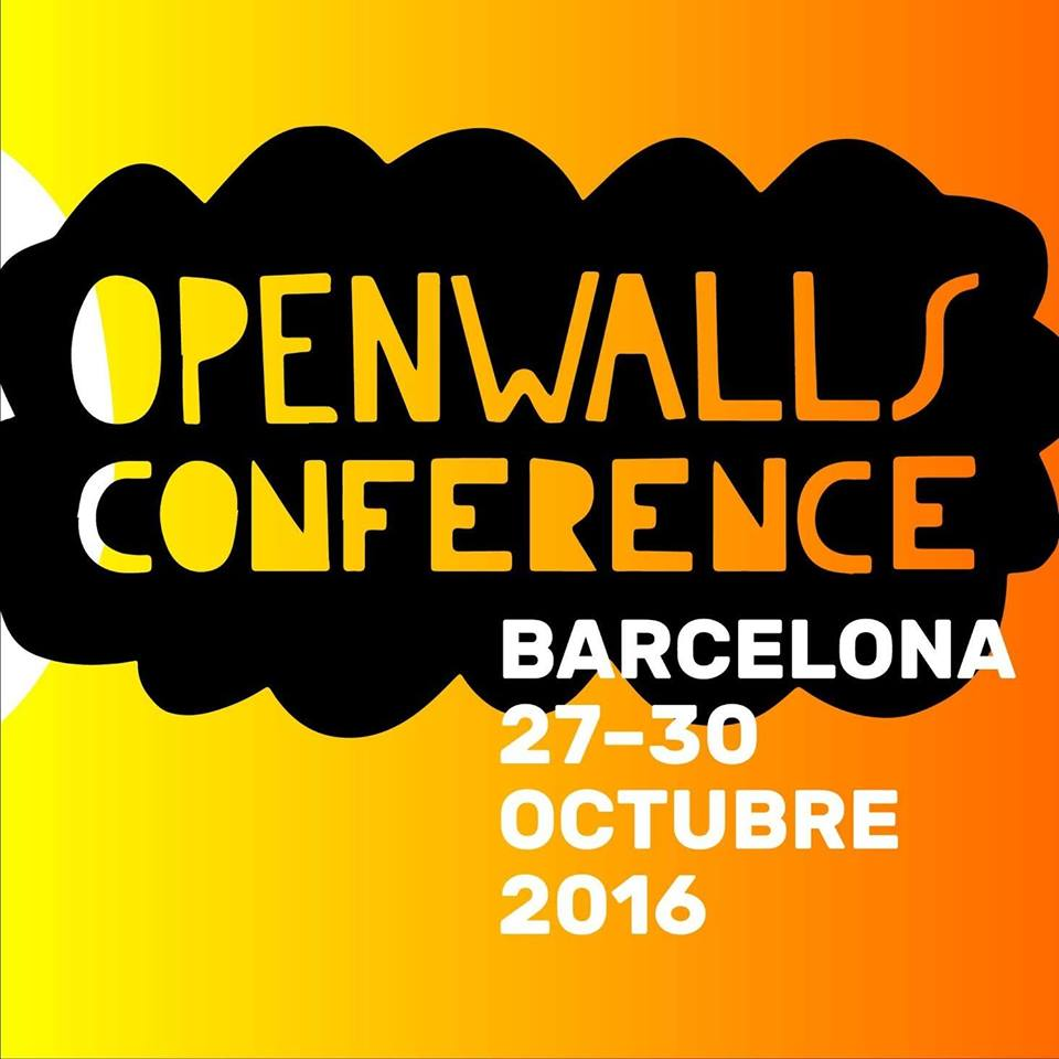 Open Walls 2016 & UNLOCK Fair