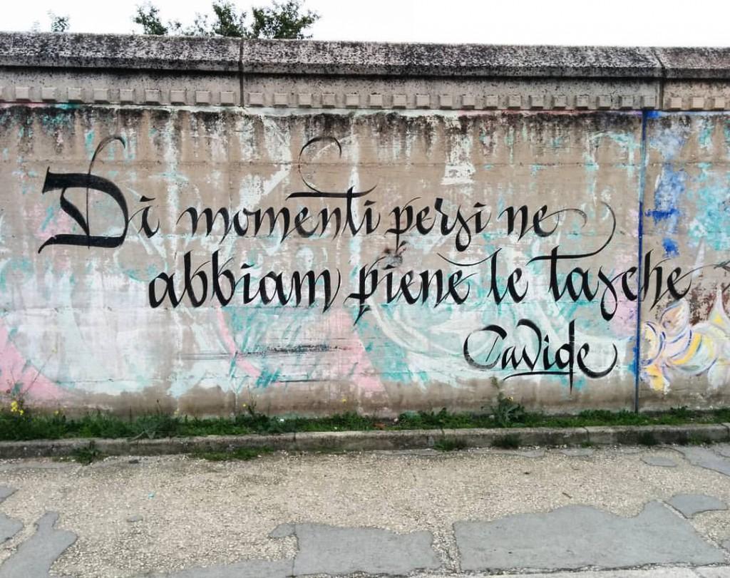 Davide – Poesia D'Assalto
