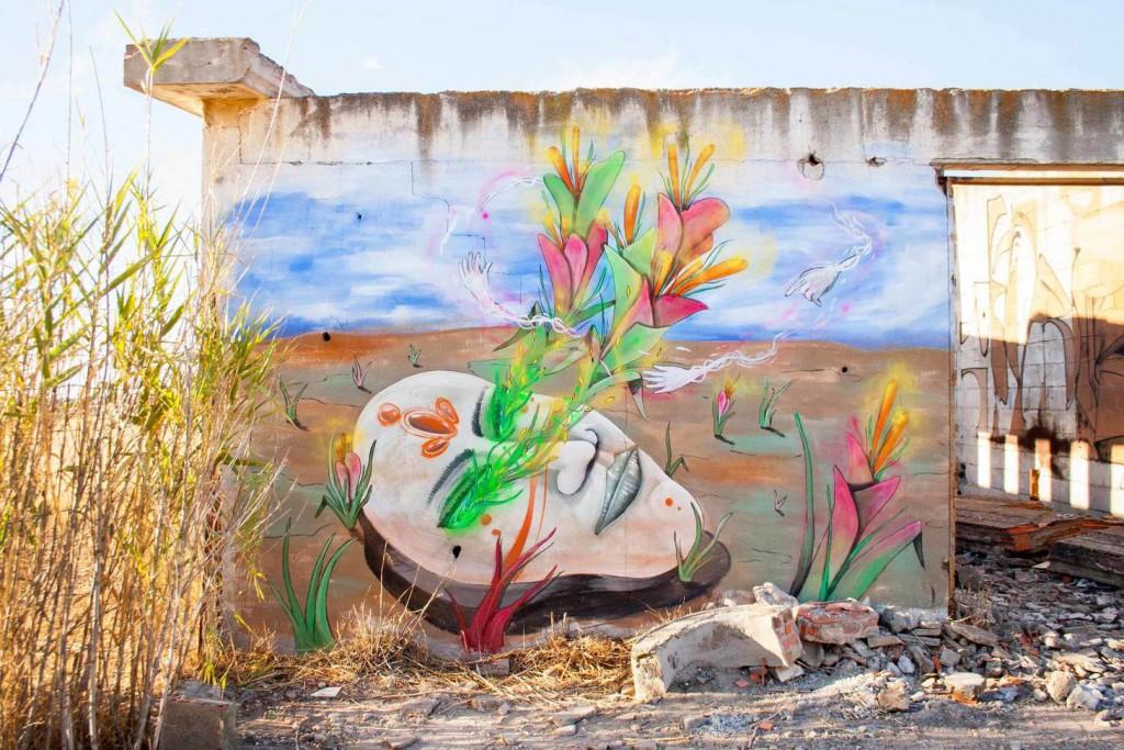 """Skount – """"Inner flowering"""""""