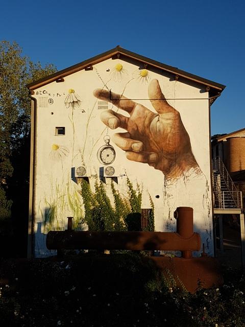 Daniele in Castagnetti, Italy