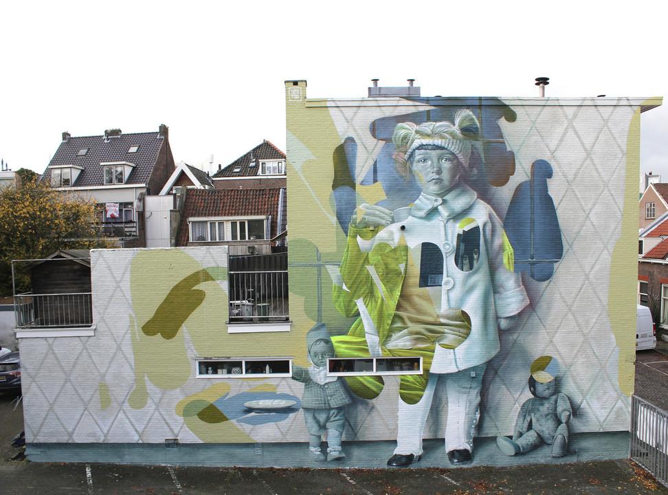 Telmo Miel in Dordrecht, Netherlands