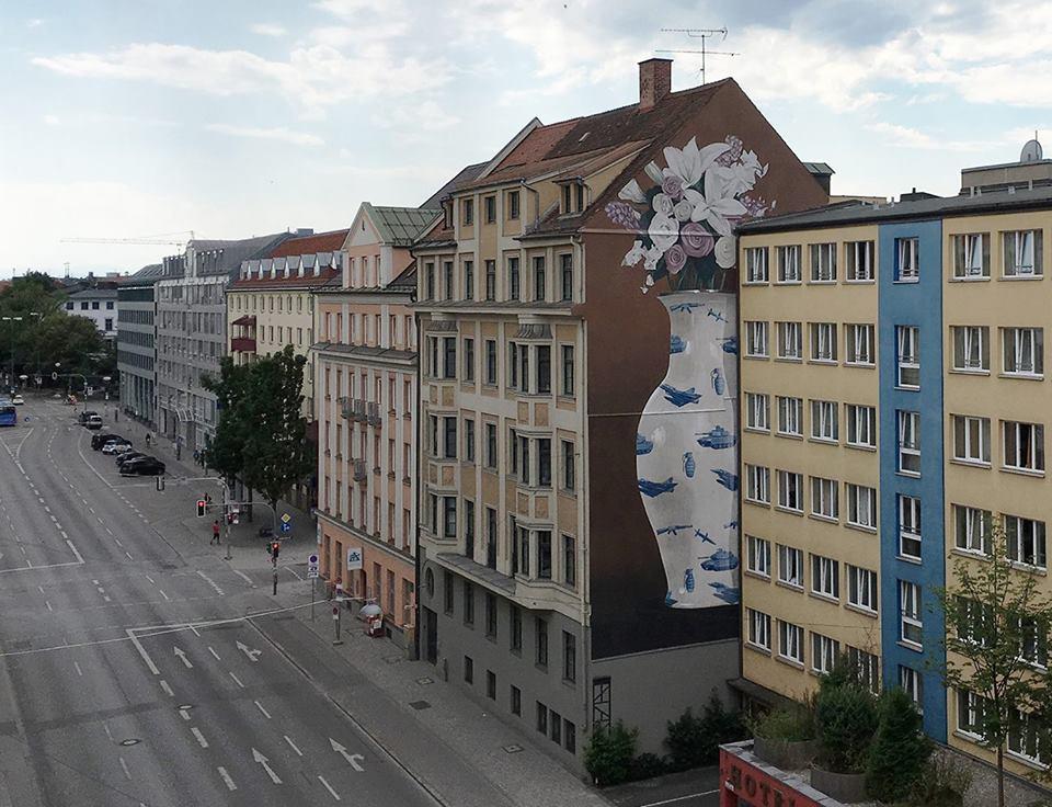 ESCIF FOR @POSITIVE-PROPAGANDA Munich