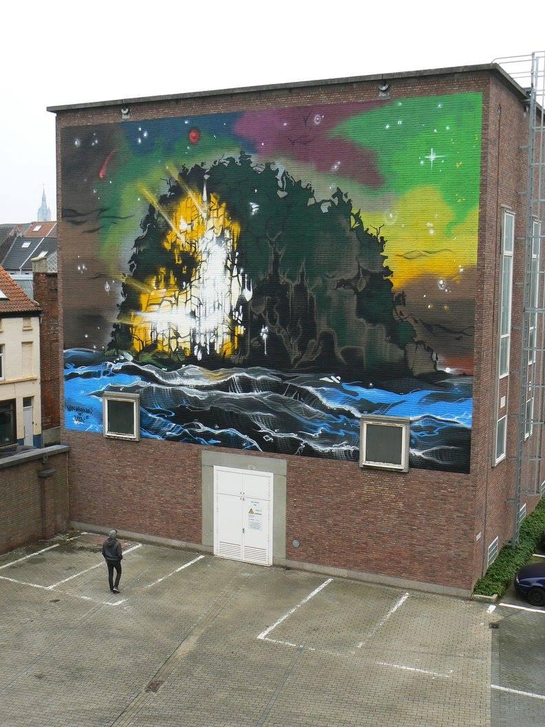 Klaas Van Der Linden in Ghent, Belgium