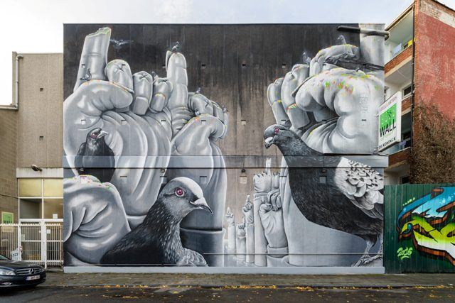 Mark Gmehling & Smok in Antwerp, Belgium