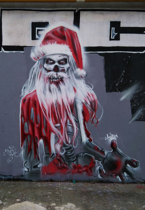 Mas Graffiti in Bordeaux, France