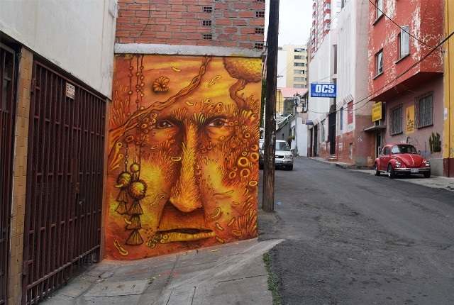 Wosnan in La Paz , Bolivia