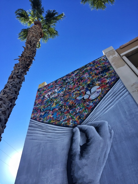 Martin Whatson in Las Vegas, USA (Photo: Tim Jentsch)