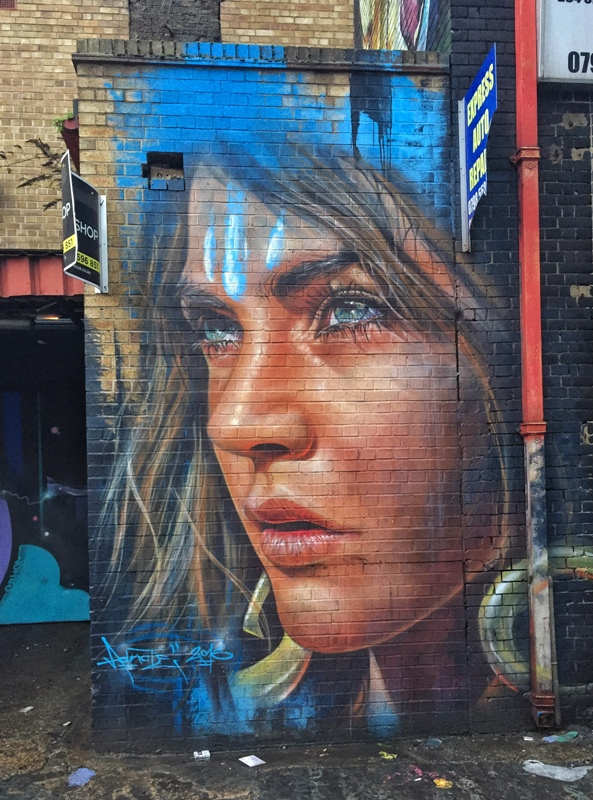 Adnate in London. (photo: Tim Jentsch)