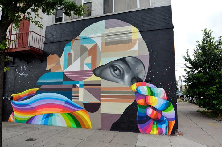 Dasic Fernandez and Rubin415 wall