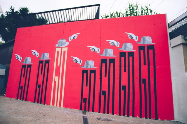 BYG's new intervention for the 12+1 project (Barcelona)