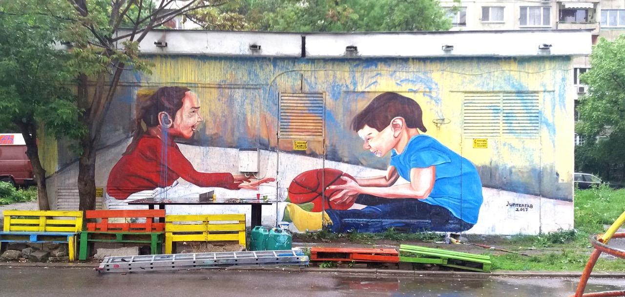 1 mural