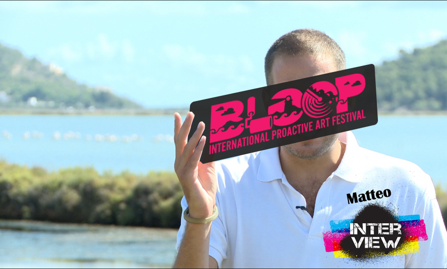 Meeting Point – Matteo from Bloop Festival