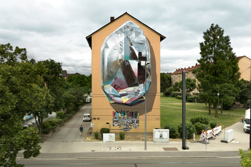NEVERCREW in Mannheim, Germany