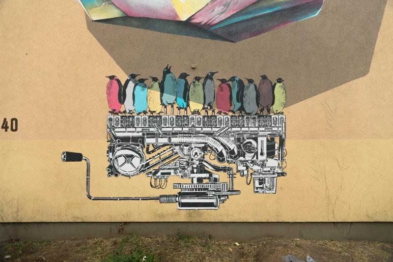 NEVERCREW - Propagating machine - Stadt-Wand-Kunst Mannheim - 2017 - 02