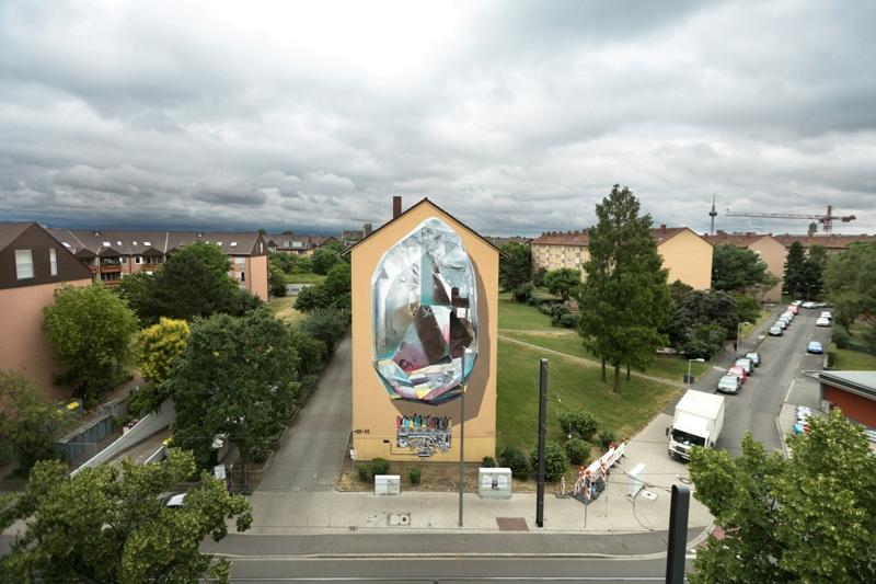 NEVERCREW - Propagating machine - Stadt-Wand-Kunst Mannheim - 2017 - 04