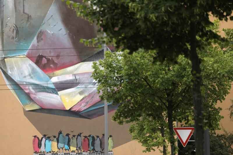 NEVERCREW - Propagating machine - Stadt-Wand-Kunst Mannheim - 2017 - 11