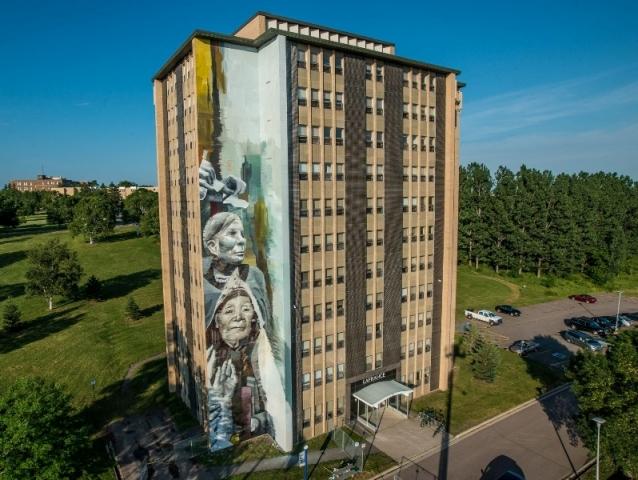 Festival Inspire – 13 New murals in Atlantic Canada